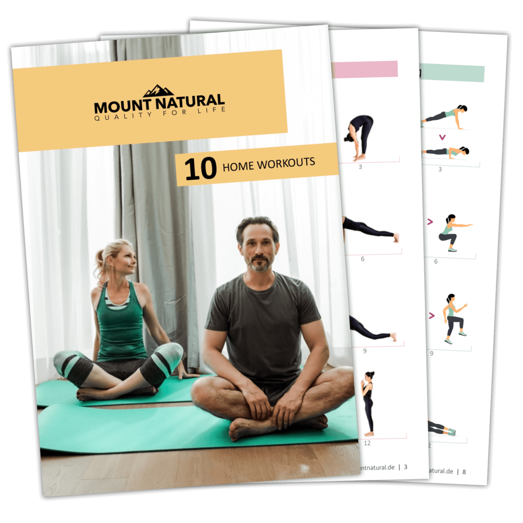 Mount Natural Home Workouts