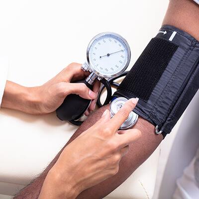 Blutdruck Herz-Kreislauf-System