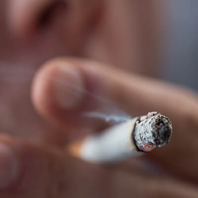 Rauchen Herz-Kreislauf-System