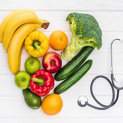 Gesunde Ernaehrung Herz-Kreislauf-System