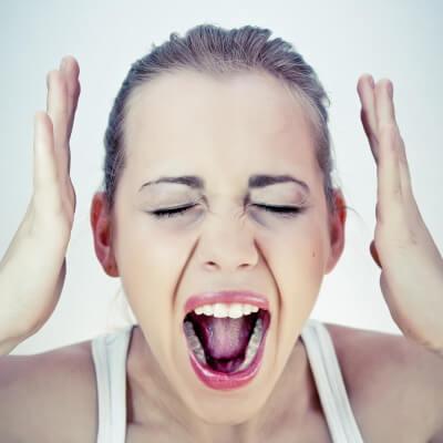 Stress schwaches Immunsystem