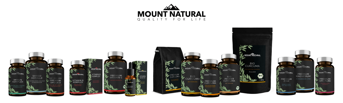 Mount Natural Produkte