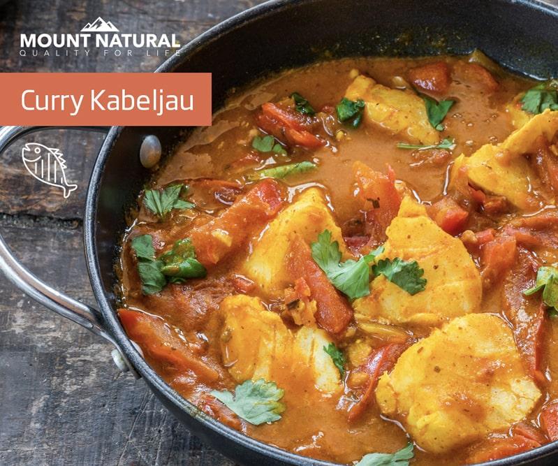 Rezept Kabeljau Curry