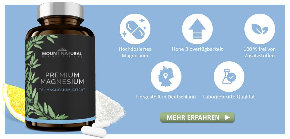 Mount Natural Premium Magnesium