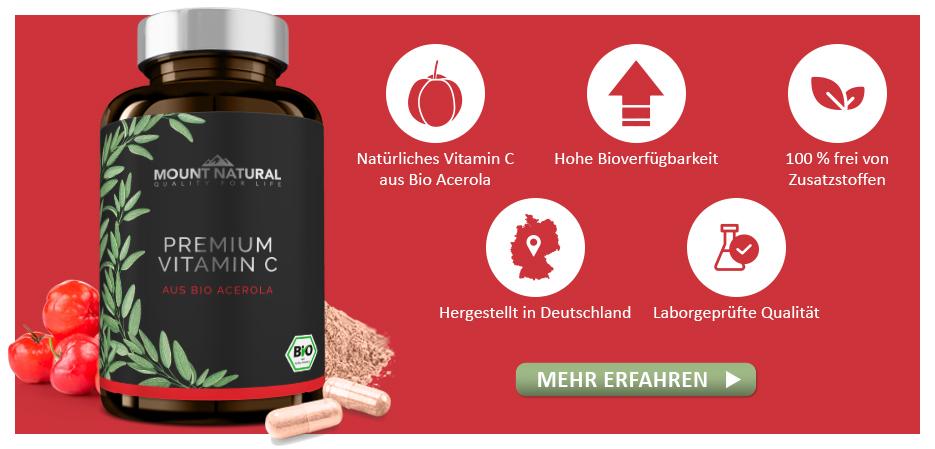 Mount Natural Premium Vitamin C