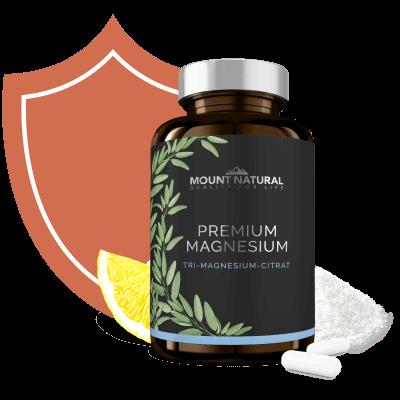 Herz-Kreislauf-System Premium Magnesium