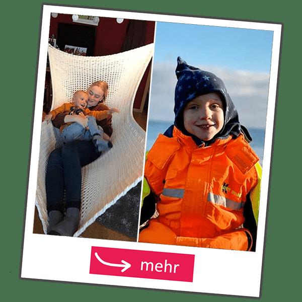MN Kids - Therapeutische Schaukel für Erik