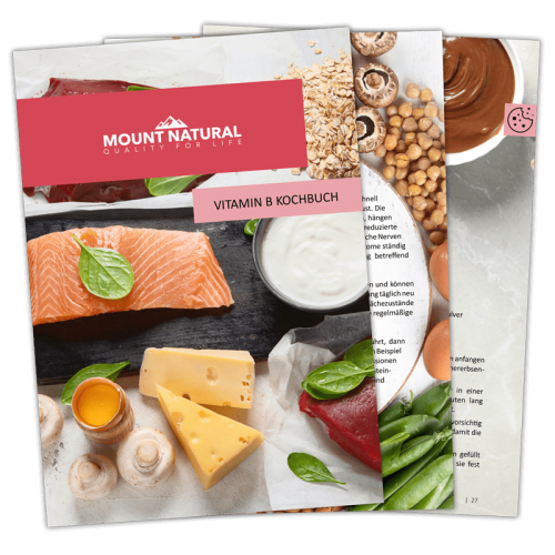 Mount Natural Vitamin B Kochbuch Vorschau